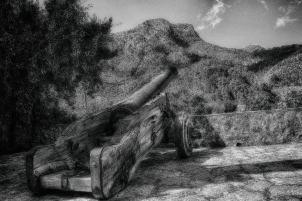 Final HDR Image 2 – Black and White preset
