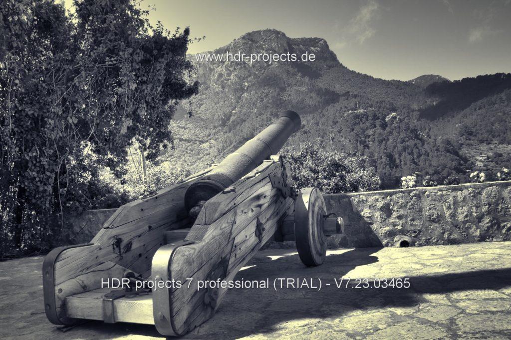 Final HDR canon image – Tritone preset