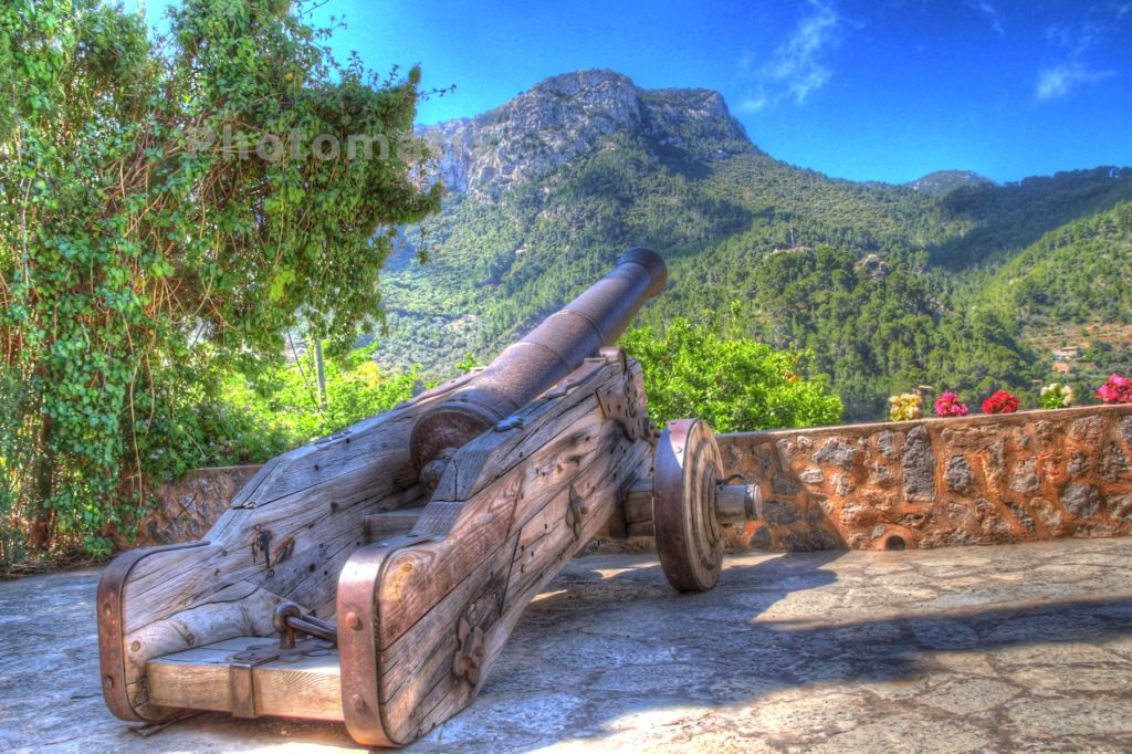 Final HDR Image - Painterly preset