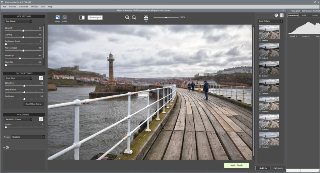 Photomatix Pro review – HDR presets